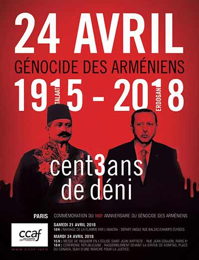 génocide arménien 1915